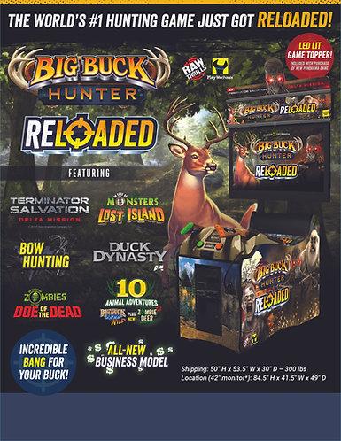Big Buck Hunter Reloaded - Panorama Model - Offline Version