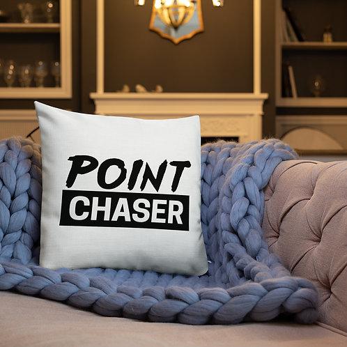 Point Chaser Premium Pillow WHITE