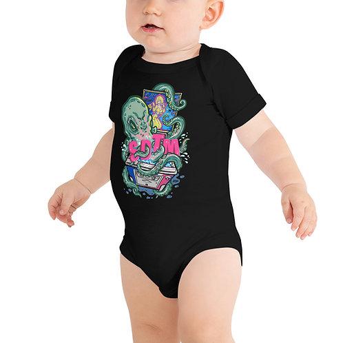 SDTM Return Of The Kraken Baby Short Sleeve One Piece