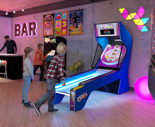ICE Ball Pro Alley Roller