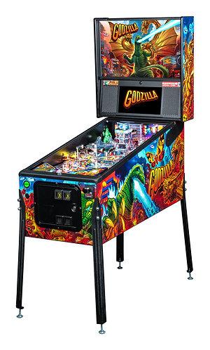 Godzilla Pinball Machine - Premium Model