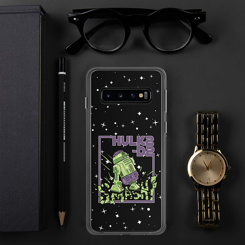 HULK2-D2 Samsung Case BLACK