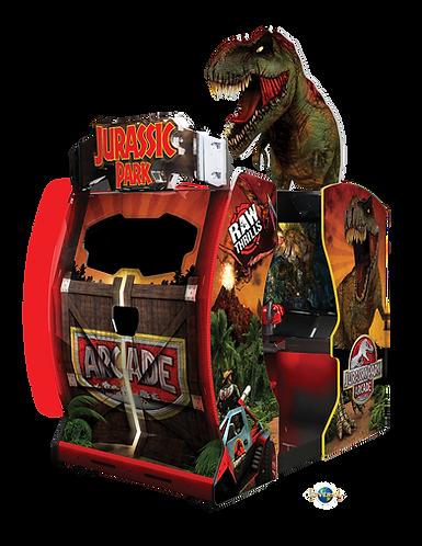 Jurassic Park Arcade - Environmental Model