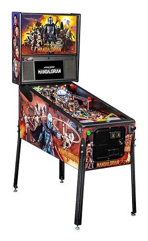 The Mandalorian Pinball Machine - Premium Model