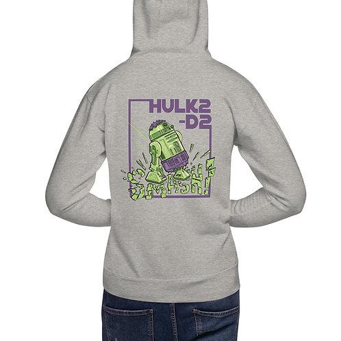 HULK2-D2 Unisex Hoodie