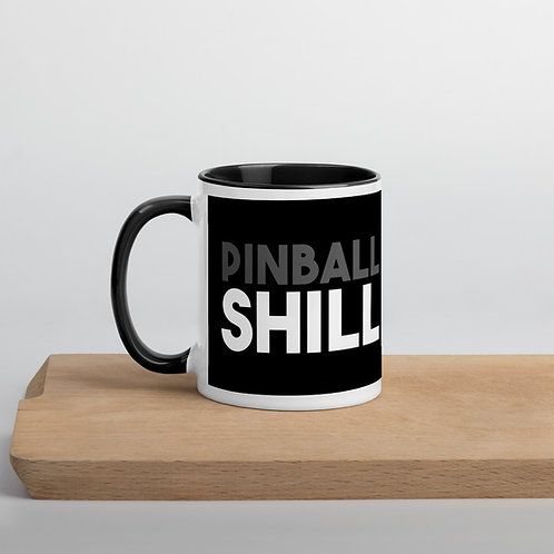 Pinball Shill Mug BLACK