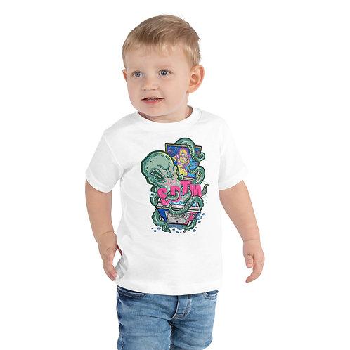 SDTM Return Of The Kraken Toddler Short Sleeve Tee