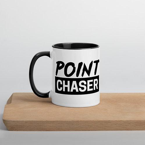 Point Chaser Mug BLACK/WHITE