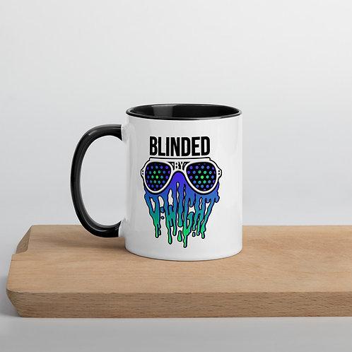 Blinded By D-wight Mug WHITE/BLACK/BLUE/GREEN
