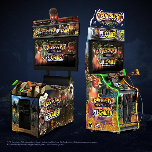 Big Buck Hunter Reloaded - Panorama Model - Online Version