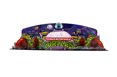 Teenage Mutant Ninja Turtles (TMNT) Topper