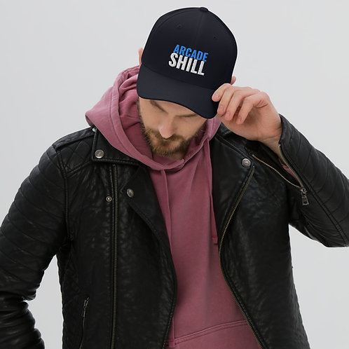 Arcade Shill Fitted Cap
