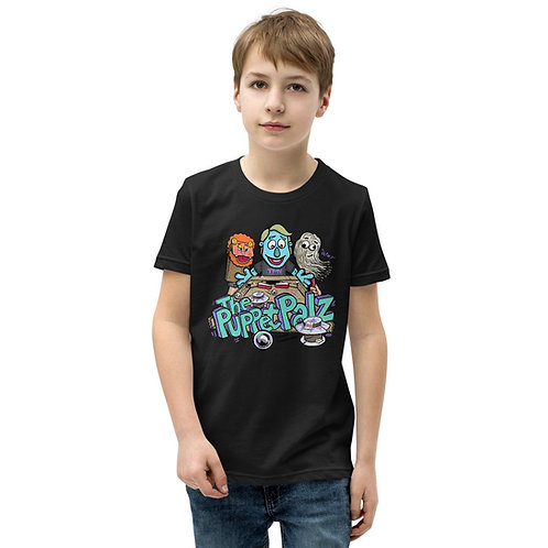 The Puppet Palz Youth Short Sleeve Shirt