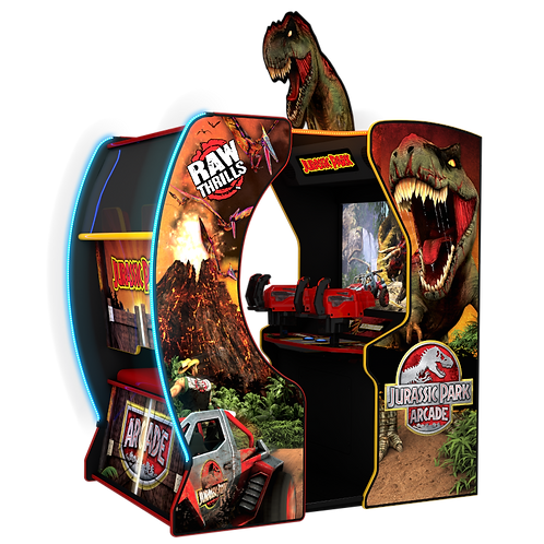 Jurassic Park Pro Arcade