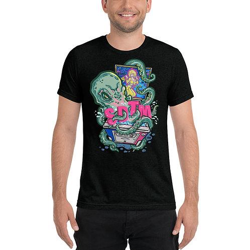 SDTM Return Of The Kraken Short Sleeve Tri-blend Shirt