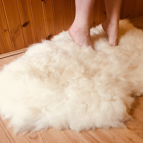Organically Tanned Sheepskin (Inc. Delivery)