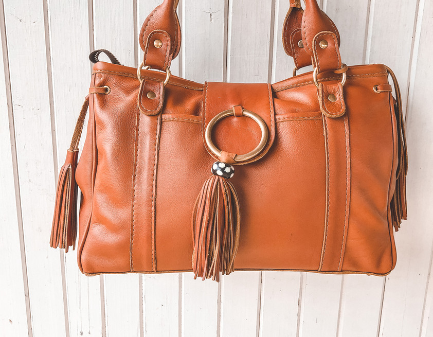 Classic with tassel
