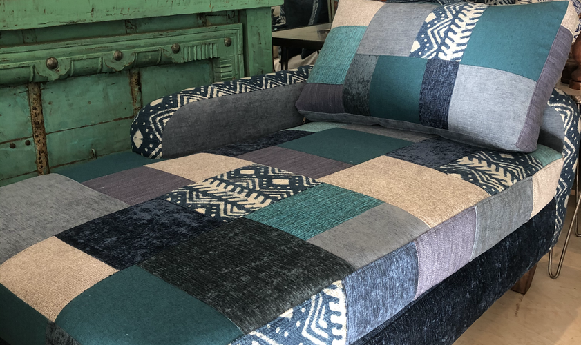 Patchwork Daybed