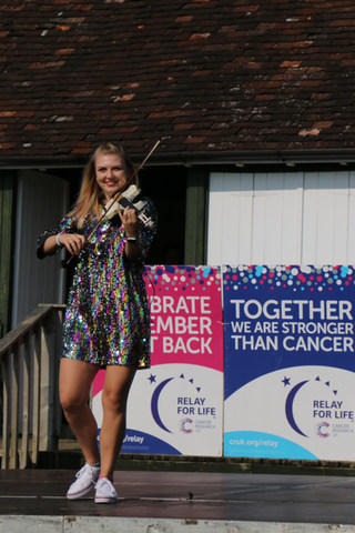 Playing for Cancer Research UK