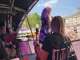 LMTO Opens Pride London