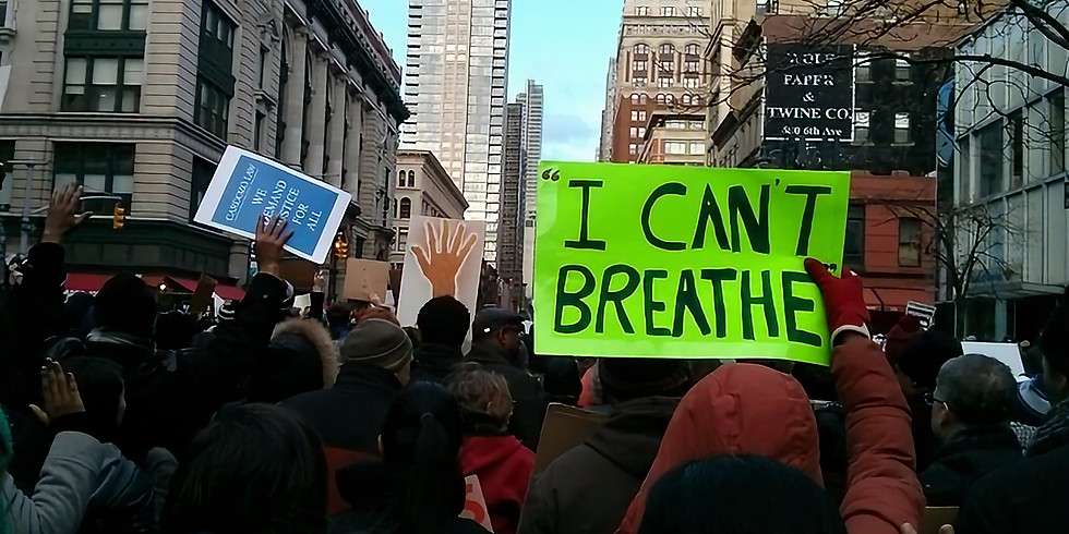 Black Lives Matter - What does it mean in our world and Church today?