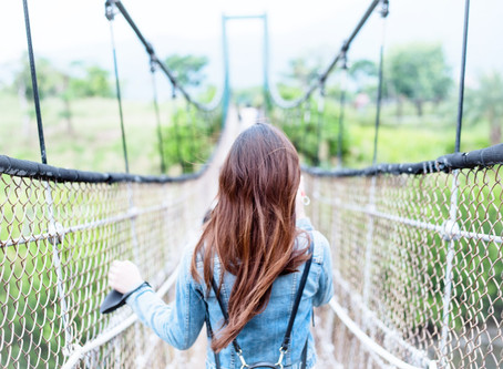 It's Okay Not to Be Brave: Learning to Let Go in Hard Seasons