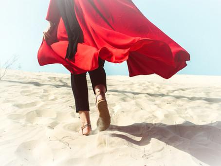 Choosing Courage in Uncertain Days