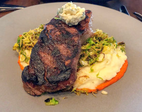 NY Steak (lunch)