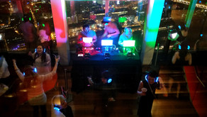 Silent Disco At The Shard, London : Review