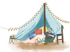 SCSH Tent