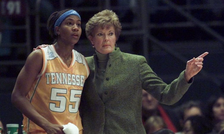 Tamika Catchings reflects on the legendary Tennessee coach Pat Summitt