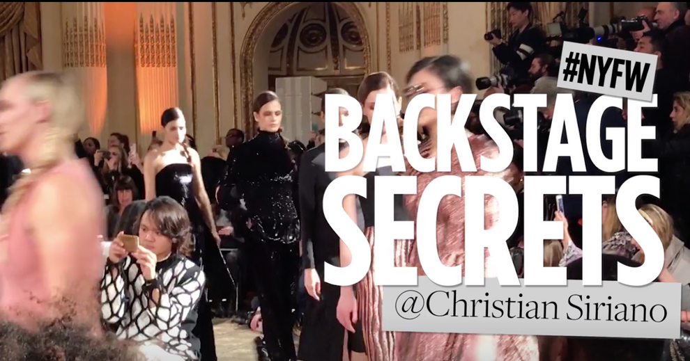 Backstage Secrets: The Weird Lip Gloss Hack That Actually Works