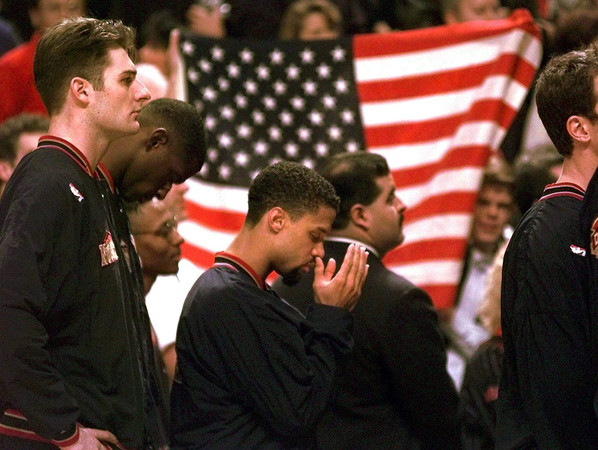 Mahmoud Abdul-Rauf: 'Resistance has become fashionable'