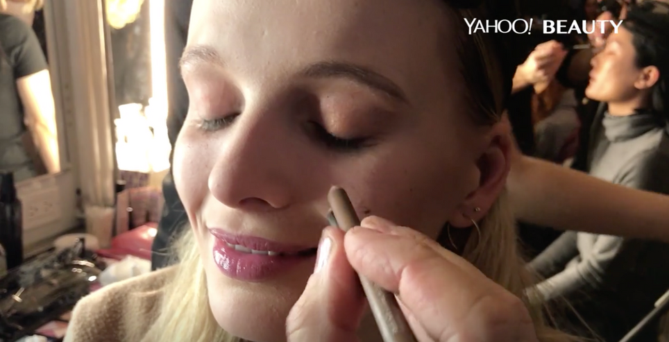 Backstage Secrets: How to Make Fake Freckles Look Real