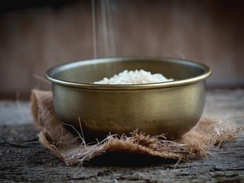 אורז בר ובסמטי מלא עם טופו