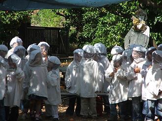 פעילות בתי ספר במשק לין