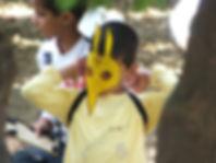 פעילות לילדים במשק דבורים לין