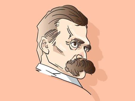 Friedrich Nietzsche  GOD IS DEAD