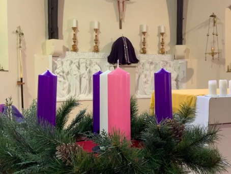 ADVANCE WARNING ADVENT IS SOON GOING TO BE HERE!