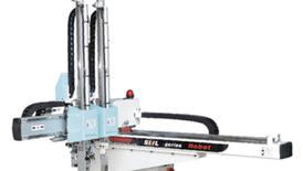 Robots en la industria del Plástico