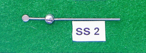 Subsidiary seconds hand SS2