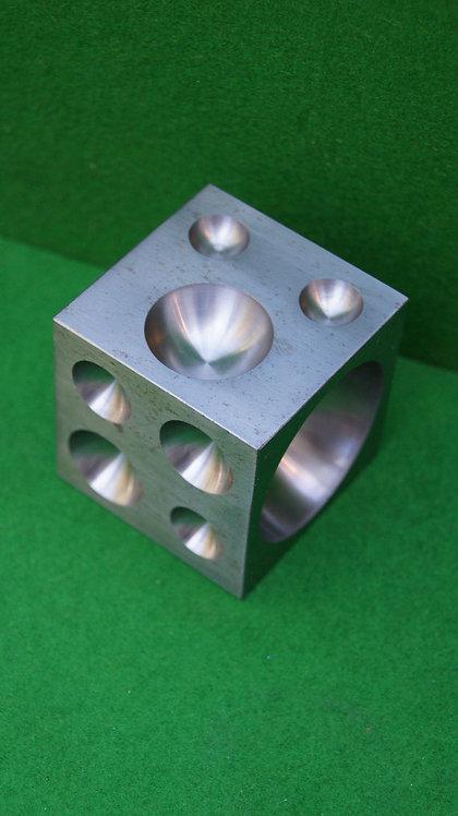 "2"" square doming block"