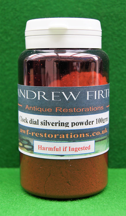 100 gram silvering powder