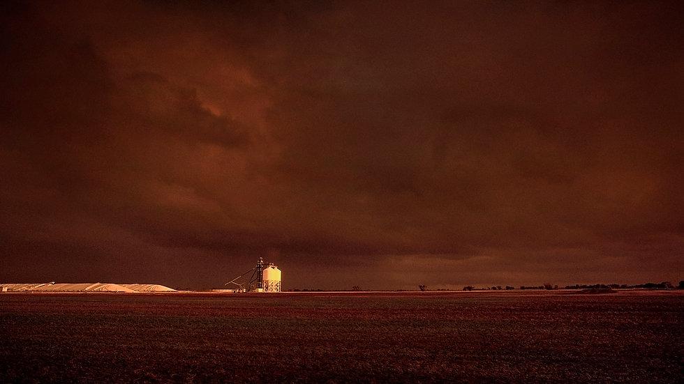 Grain Silos 1
