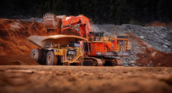 Mining Industrial Photography