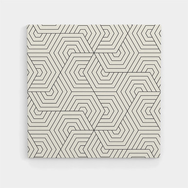 CANVAS art geometric NY