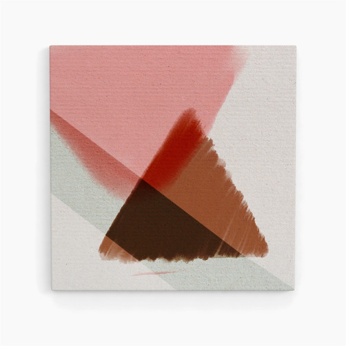 CANVAS art triangle