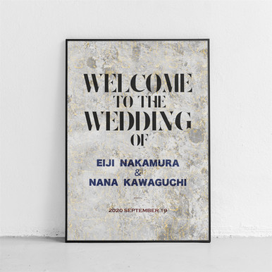 Wedding Welcomeboard