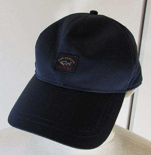 I18P7110 Paul & Shark Baseball Cap in Navy (050)