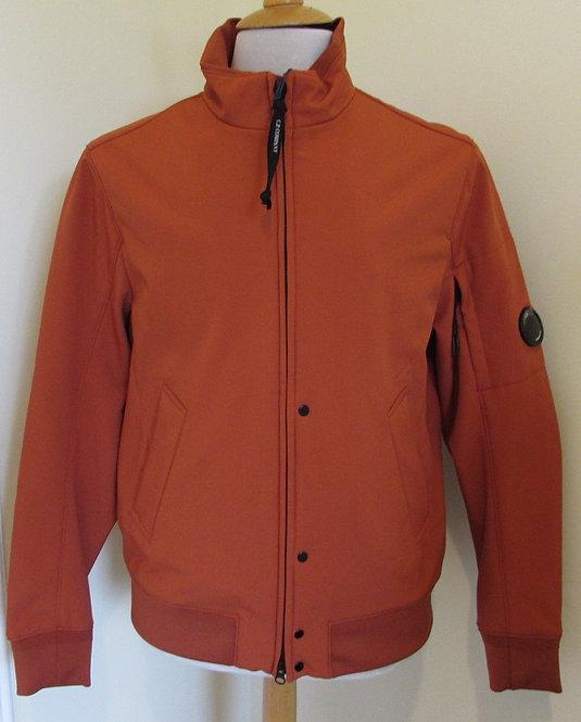 03CMOW027A C.P. Company 'Shell' Jacket in Orange (447)
